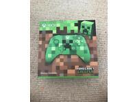 Minecraft Creeper Xbox One Controller
