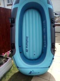 RIB Inflatable Boat Dinghy Hypalon Repair Kit Glue Adhesive