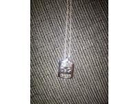 Brand new D&G dog tag and chain - never worn