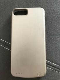 iPhone 7 Plus power bank case