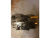 Renault Clio sport 172 182 tool kit