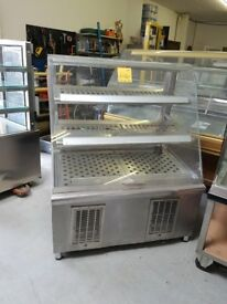 1M Open Back Patisserie Display Fridge AST151