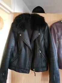 Top shop biker jacket