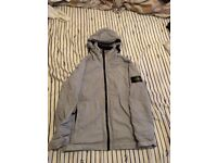 Kids age 10 stone island jacket