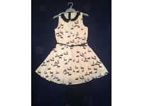 Girl's swan dress from M&S Age 9-10. Worn once