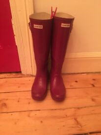 Hunter Wellie Boots