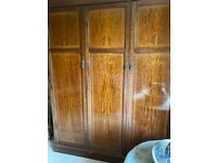 Beautiful wardrobe from a historic home