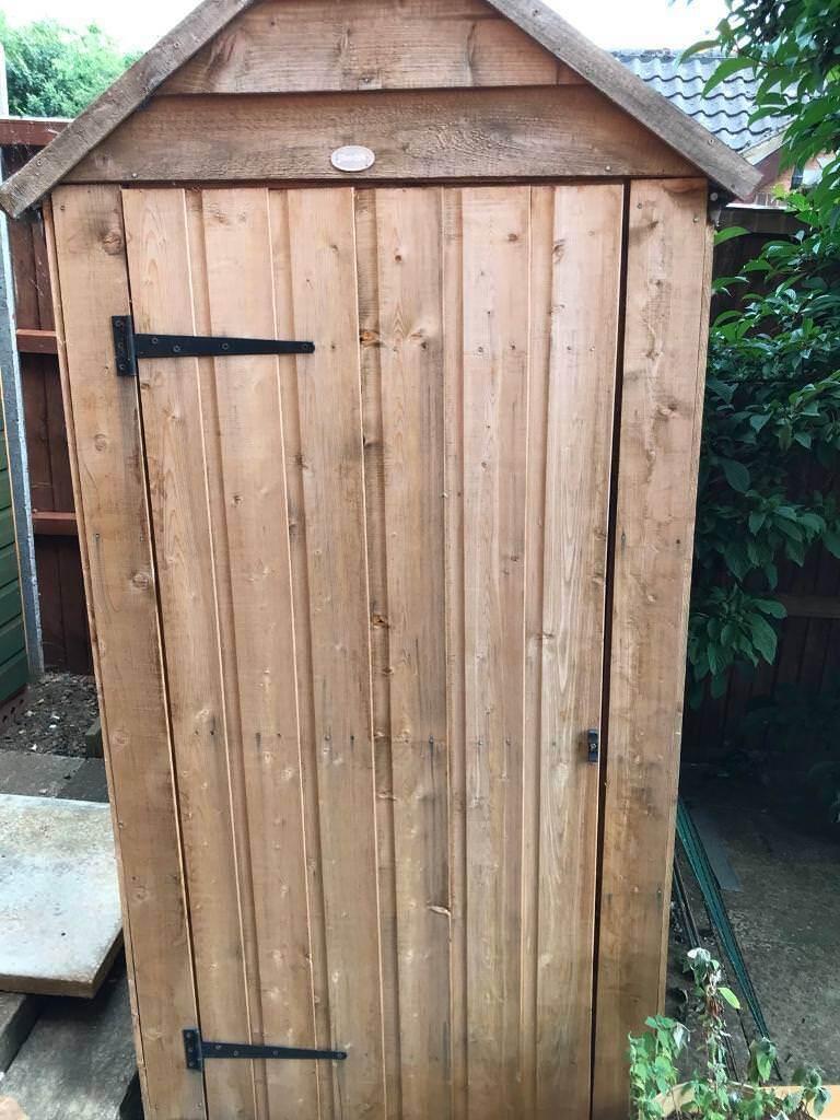 Small garden shed | in Norwich, Norfolk | Gumtree