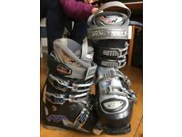 Ski boots, worn one holiday size 38/5.5