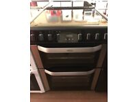 60CM STAINLESS STEEL BLACK BELLING ELECTRIC COOKER
