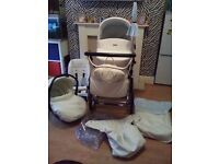 Babystyle Prince Package immaculate condition!!! Open to offers.