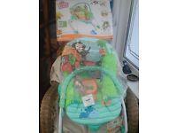 Bright Starts Peek-a-Zoo 3-in-1 Baby to Big Kid Rocker worth £34.99 at major retailers .