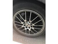 Wolf racing 4x100 fitment