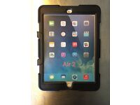 New iPad Air 2 Indistructable Cases/Covers With Stands