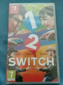 1 2 Switch sealed for Nintendo Switch