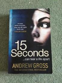 '15 Seconds', Andrew Gross