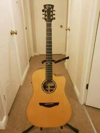 Yamaha Electric Guitar Good Condition Whammy Bar Low Action In