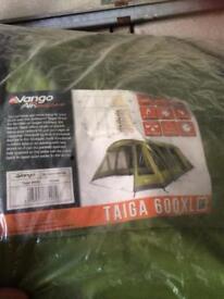 Vango Taiga 600XL Tent