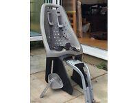 Yepp Maxi child bike seat with seat post adaptor