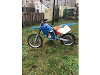 Motorbike TM 80 £550 ono