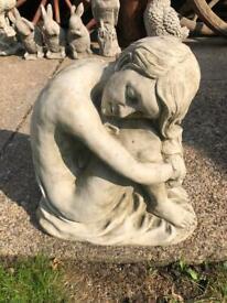 Garden statue - new