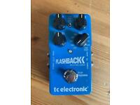 TC Electronic Flashback Delay and Looper - Guitar Pedal