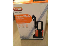 Vax Pressure Washer & car cleaning kit - brand new in box & never used - grab a bargain!