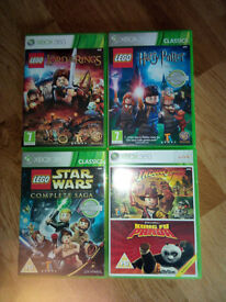 X-Box 360 Games (prices by pics in ad) NOT £20 for all