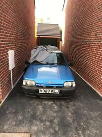 Mk2 ford orion stage 2 rs turbo engine