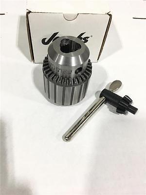 Quality Jacobs Drill Chuck 36kd K4 Key 316-34 Cap 3jt Taper Mount