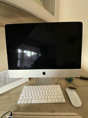 "Apple iMac 21.5"" 4K Retina Late 2015 - 1TB HDD 8GB Ram 3.1GHz Intel Core i5"