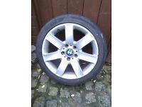 Set of Four BMW Z3 ALLOYS - £40