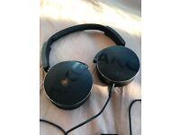 AKG Y50 Black Headphones for sale