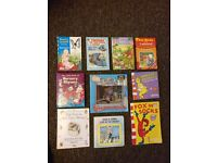 Early reader book collection