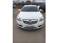 2013 Vauxhall Insignia with Full Service History