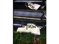 Rossignol Snow Skis 185cm M36 TwinCam Marker Bindings