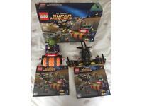 Lego 76013 Batman The Joker Steamroller