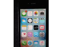 apple 4s iphone 12 gig like new on vodaphone