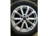Skoda/Audi/VW Winter wheels