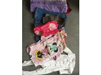 Bundle of toddler girl clothes, great condition, 12-18 months