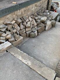 Various Size Stone