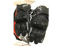 Alpinestar gloves, M