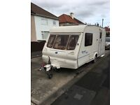 Bailey Ranger 460/2L 2003 caravan