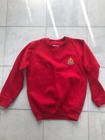 """Boys brigade sweatshirt 30"""""""