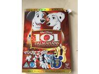 Walt Disney 101 Dalmatians DVD
