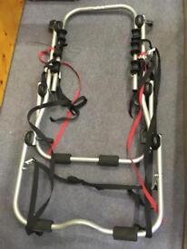 Halfords 3 bike high mount bike rack