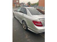 Mercedes-Benz, C CLASS, AMG Sport, Saloon, 2011, Semi-Auto, 2143 (cc), 4 doors