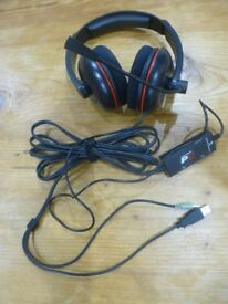 PS3 Gaming Headset - Turtle Beach Ear Force P11