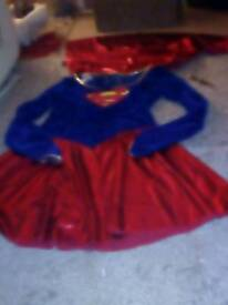 Rubies super woman costume plus size
