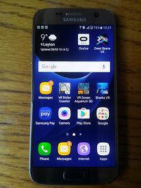 samsung galaxy s7 daul sim (unlocked) G930 FD